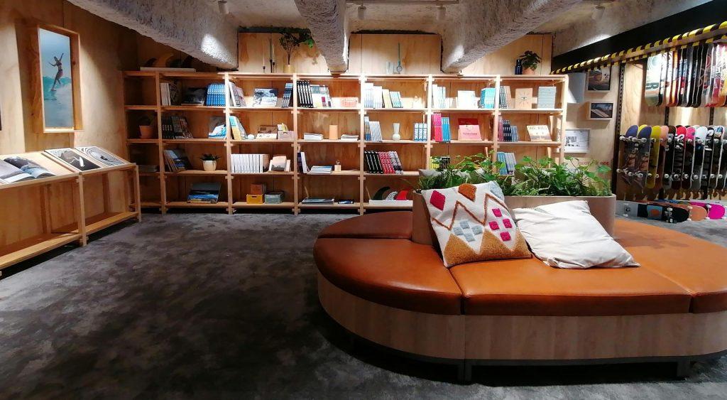 Concept store Boardriders à Bordeaux