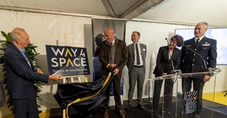 Illustration de l'article [ Saint-Médard-en-Jalles ] Way4Space, l'odyssée de l'espace