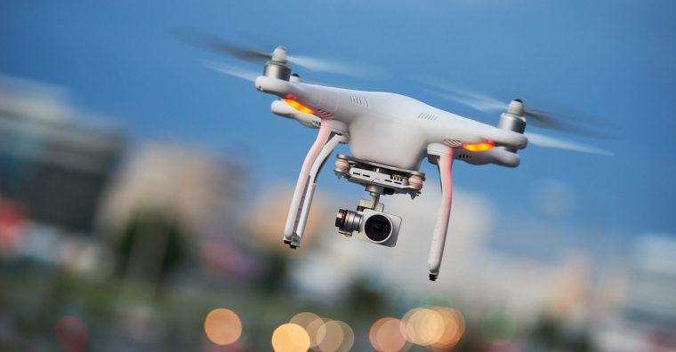 Illustration de l'article UAV Show 2021 – Gironde, les drones toujours plus haut